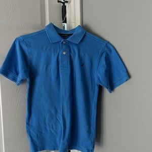 Blue Nautica Polo